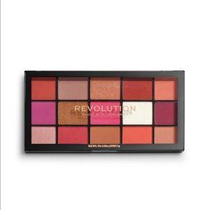 Makeup Revolution Reloaded Palette- Red Alert